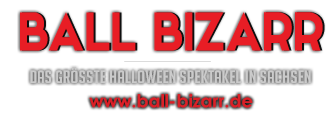 Ball Bizarr die Halloween Party