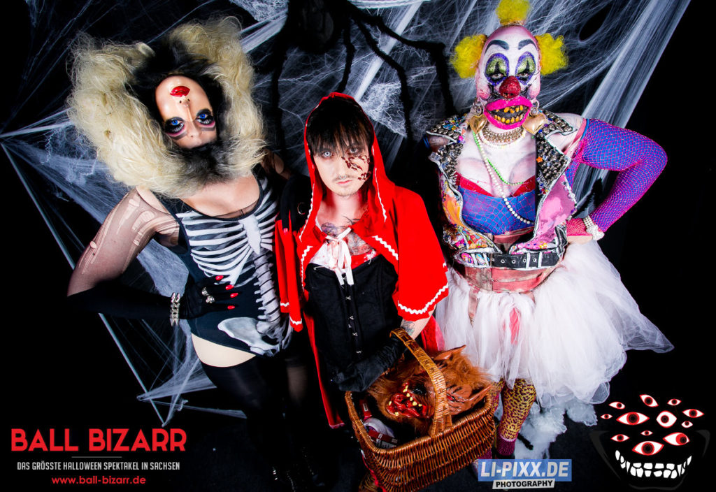 Halloween Bilder Von Der Halloween Party Ball Bizarr