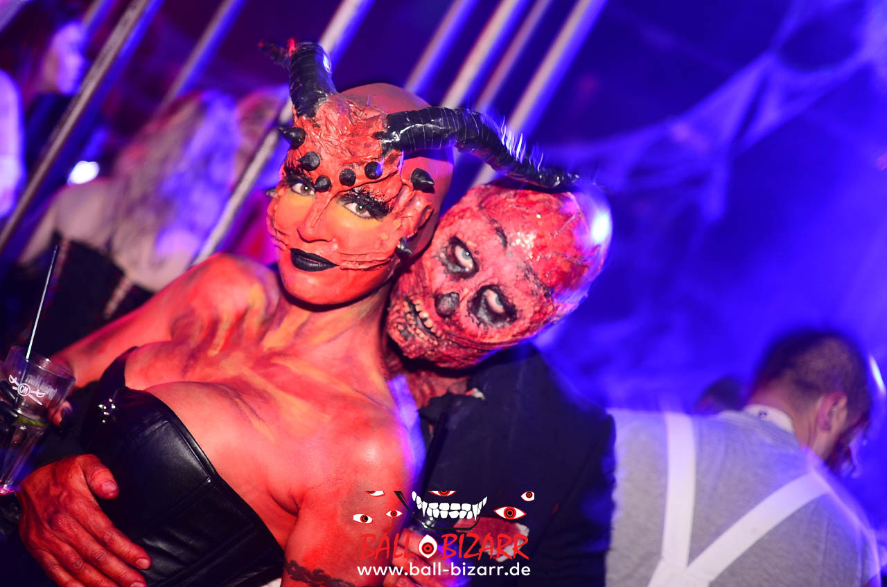 Halloween in Dresden Ball Bizarr 2017 (121)
